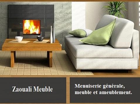 fabrication et vente meuble à Ksibet Médiouni