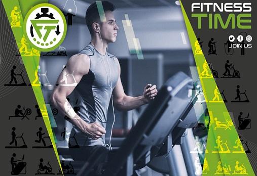 Fitness Time Ben Arous / centre sportif fitness et aérobic