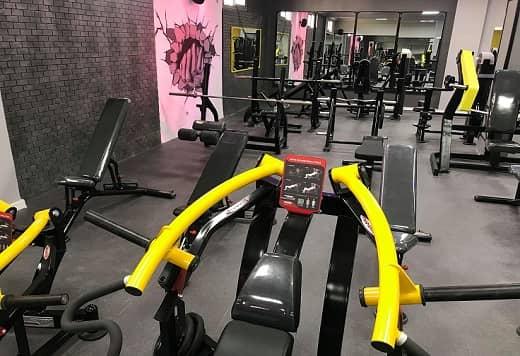 Bombonera Gym/ salle de sport à Nouvelle Medina